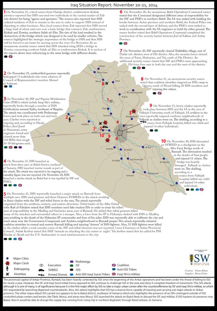IRAQ and SYRIA NEWS