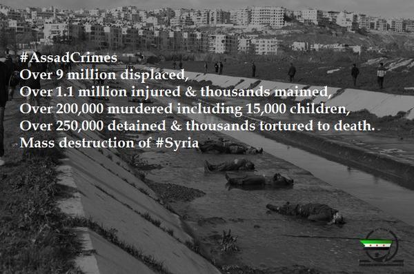 Assad's Crimes