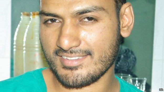 Dr Abbas Khan - Murdered by the Assad Regime