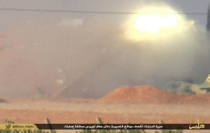 Islamic State Attempt to Destroy Assad Jets at Tabqa Airbase