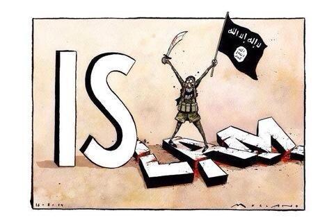 Islamic State - Not Actually Much to do with Islam