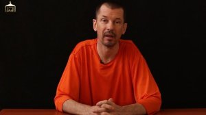 John Cantlie Talking on IS Video